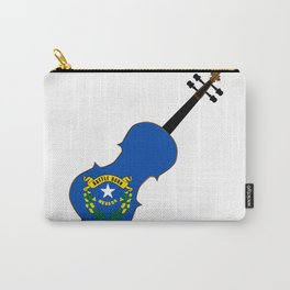 Nevada State Fiddle Carry-All Pouch