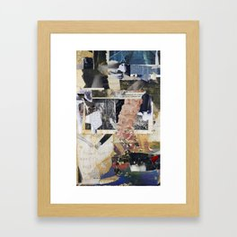 I Don't Just Want to Kiss You Framed Art Print
