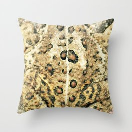 Toaderriffic Throw Pillow