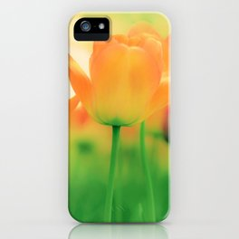 To Gather Orange Blossom iPhone Case