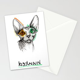 The hunted Stationery Cards