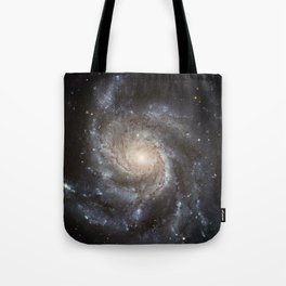 Pin wheel Galaxy Tote Bag