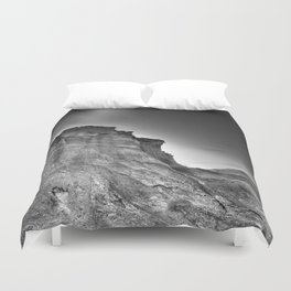Volcanic world Duvet Cover