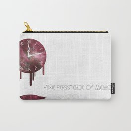 The Persistence of Memory Carry-All Pouch