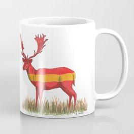 SPANISH Fallow Deer Coffee Mug
