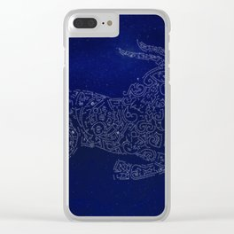 Capricorn Clear iPhone Case