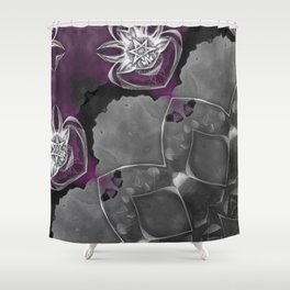 'Muse Touched 4' by Angelique G. FromtheBreathofDaydreams Shower Curtain