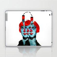 The cats in my head Laptop & iPad Skin