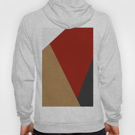 Abstract modern print 3 Hoody