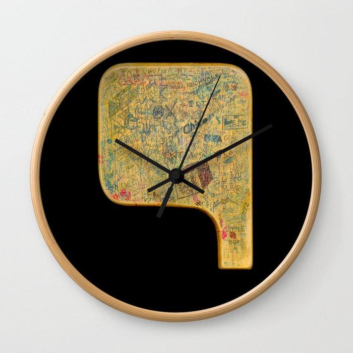 Big box - little box Wall Clock