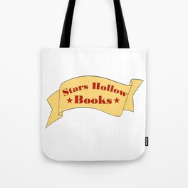 Stars Hollow Books Tote Bag