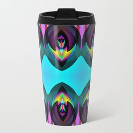 BLACK AND BRIGHT Travel Mug