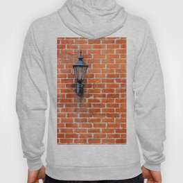 Brick Wall Light Hoody
