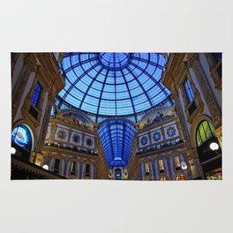 Shoping in Milan Rug