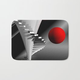 go upstairs -2- Bath Mat
