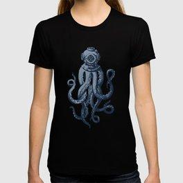 Scuba Octopus T-shirt