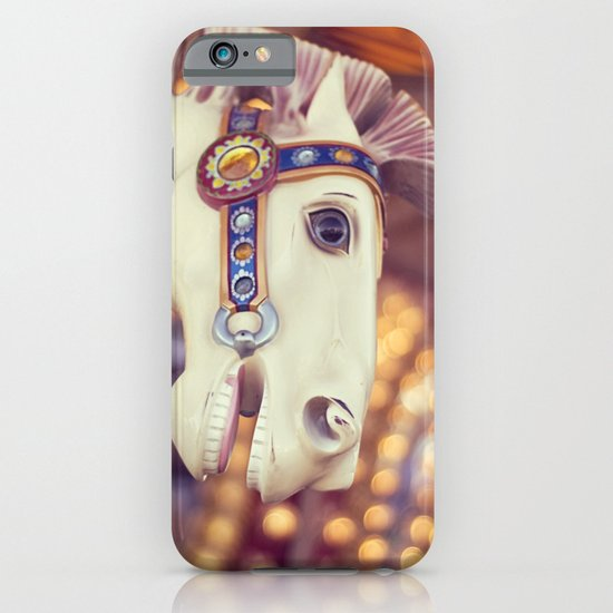 Carousel Horse iPhone & iPod Case