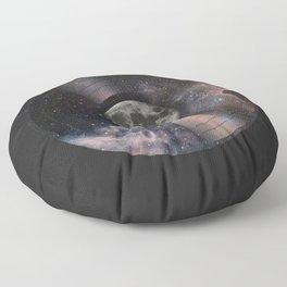 L.P. (Lunar Phonograph) Floor Pillow