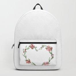 Heart Wreath Backpack