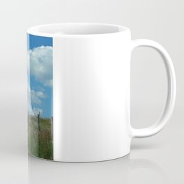 The Clouds Are Not Fenced In Coffee Mug