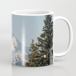 Mt Shasta Morning Coffee Mug