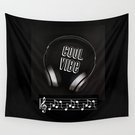 Cool Vibe 2 Wall Tapestry