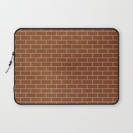 The wall - Solid Colors Laptop Sleeve