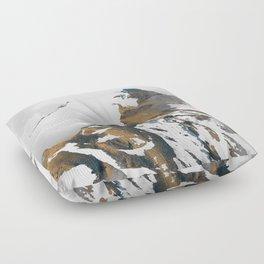 mountain 10 Floor Pillow