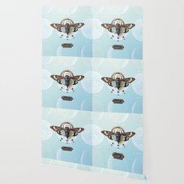 moon cicada Wallpaper