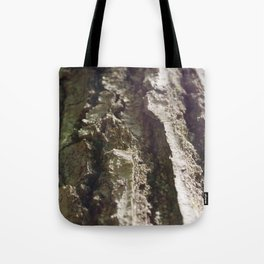 Natural Texture Tote Bag