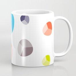 Faceted Stones Coffee Mug