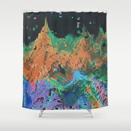 RADRCAST Shower Curtain