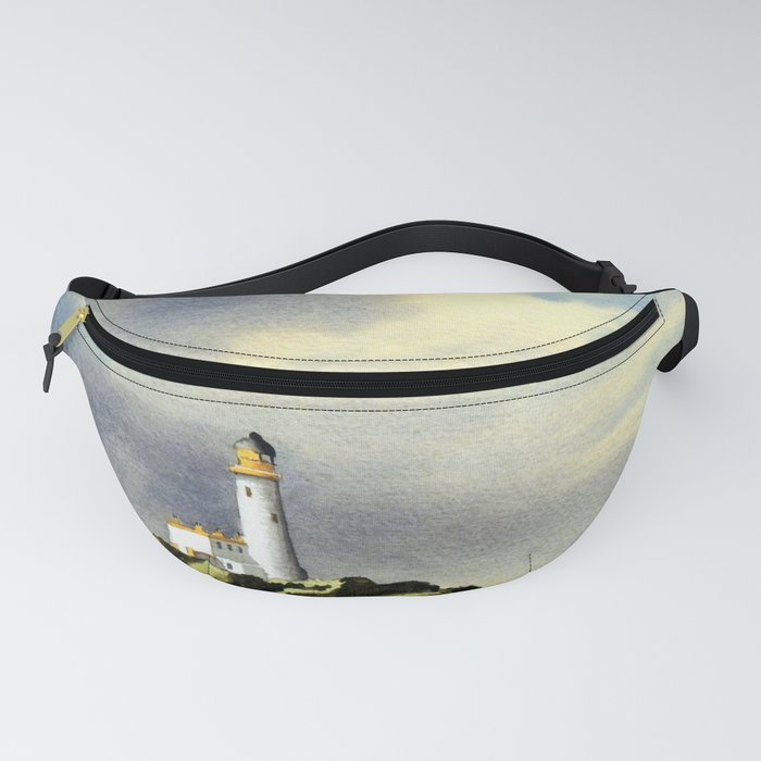 Turnberry Golf Course 10th Green Fanny Pack