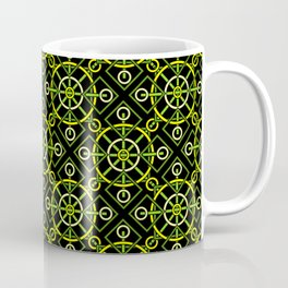 Riveting Grommets Coffee Mug