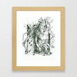 Aggregate I Framed Art Print