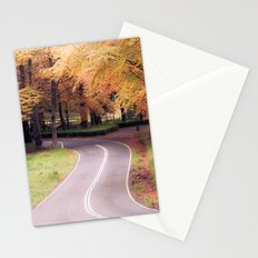 You never know. Stationery Cards