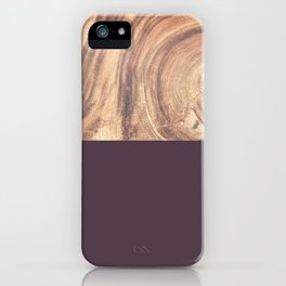 1/2 W iPhone Case
