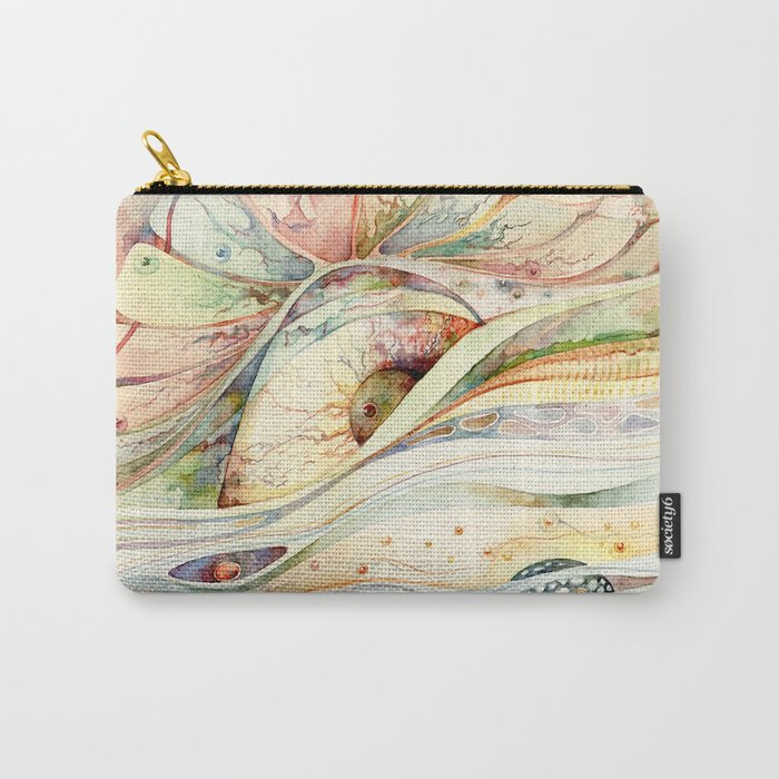 Biology Carry-All Pouch