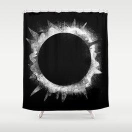 Eclipse 1 Shower Curtain