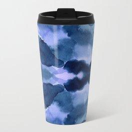 Indie blue Travel Mug