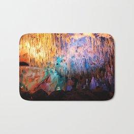 Rainbow Cavern Bath Mat
