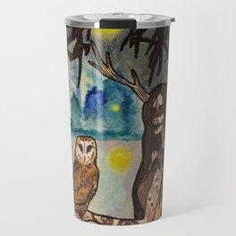 Forest Crone Travel Mug