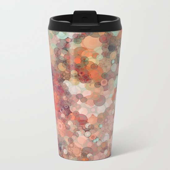 :: Resolute :: Metal Travel Mug