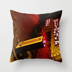 Hôtel Wellington de Sherbrooke Throw Pillow