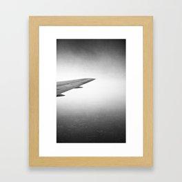 When... Framed Art Print