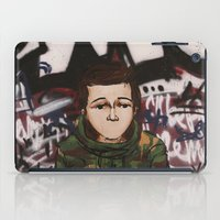 street fighter iPad Cases featuring Street fighter by Vince Beauchemin