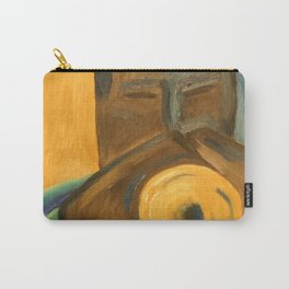 The Trumpet Player Carry-All Pouch