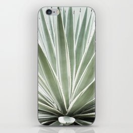 Tropical Century Plant Photography  iPhone Skin