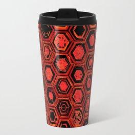 Lava Hex Travel Mug