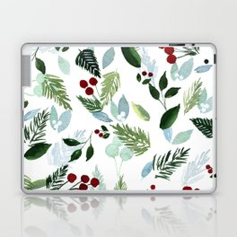 Blue Christmas Laptop & iPad Skin